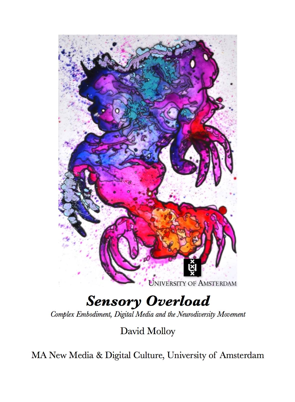 Sensory Overload: New Media and Neurodiversity – An introduction